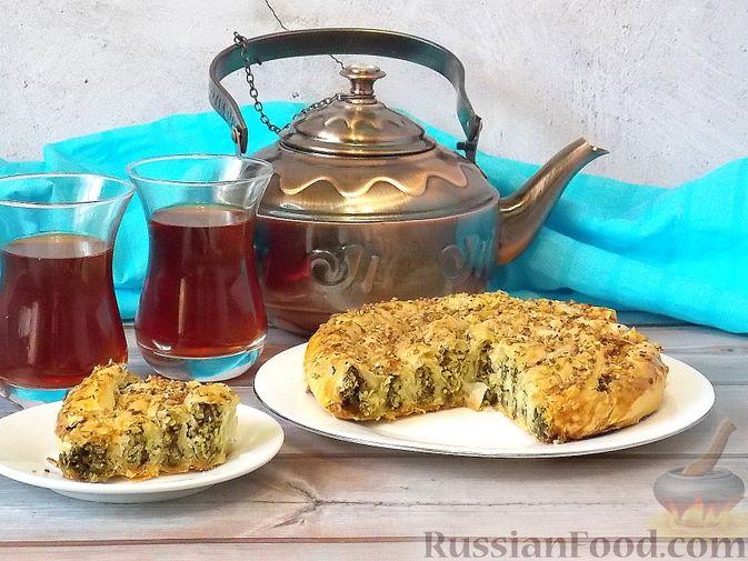 Фото приготовления рецепта: Картошка, тушенная с квашеной капустой - шаг №8