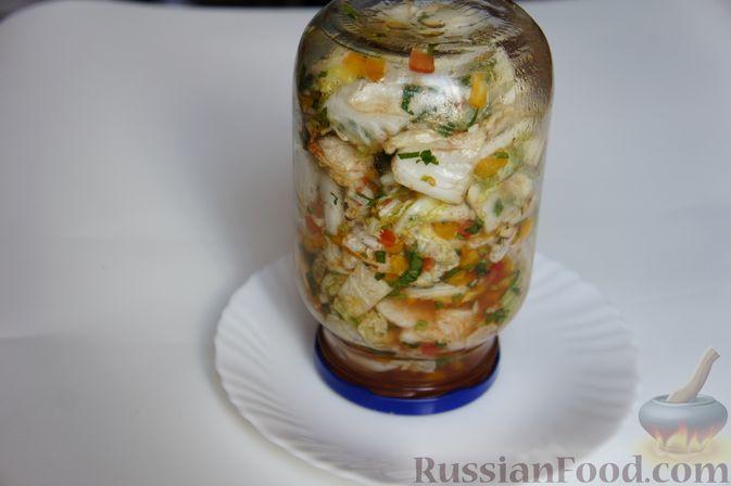 Фото приготовления рецепта: Горячий свекольник с рыбой - шаг №1