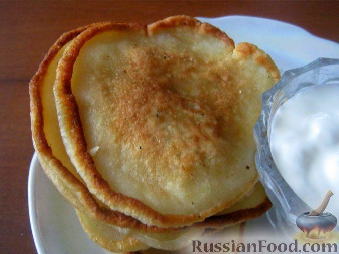 Рецепт Оладушки на завтрак