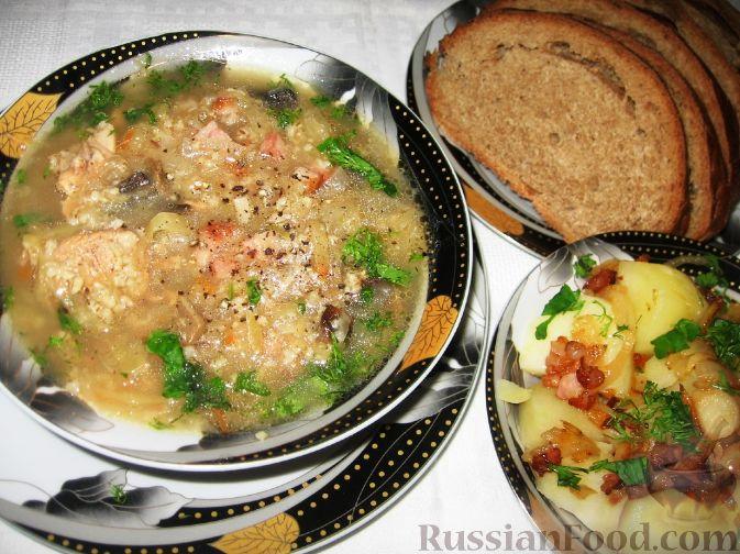 Рецепт Польские щи