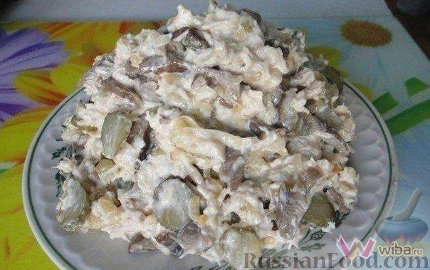 Рецепт салат Максим