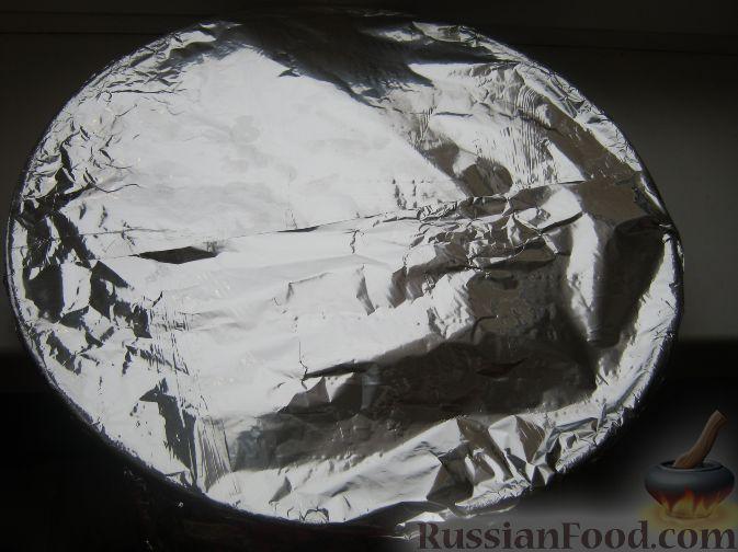 Фото приготовления рецепта: Рыба, запечённая с морковью и яблоками - шаг №2