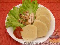 Фото к рецепту: Кнедлики по-чешски