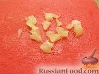 "Фото приготовления рецепта: Салат ""Фитнес"" - шаг №3"