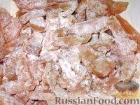 Фото приготовления рецепта: Куриный беф-строганов - шаг №5