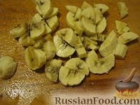 """Фото приготовления рецепта: Салат фруктовый """"Лямур"""" - шаг №3"""