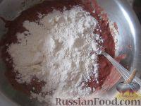 Фото приготовления рецепта: Котлеты из говяжьей печени - шаг №6