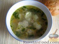 Фото к рецепту: Рыбный суп из консервов