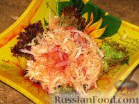Фото к рецепту: Дайкон по-корейски