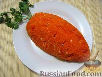 Фото к рецепту: Салат «Морковка»