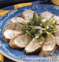 Фото к рецепту: Индюшиное филе с эстрагоном, приготовленное на гриле
