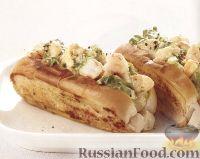 Фото к рецепту: Закуска с креветками
