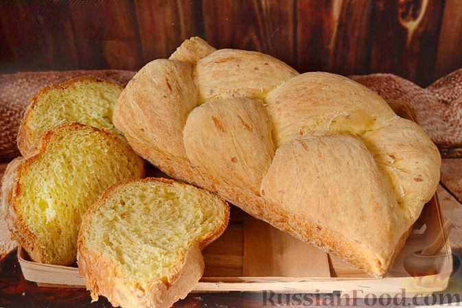 Фото приготовления рецепта: Пюре из перловой крупы и картофеля, с жареным луком - шаг №9