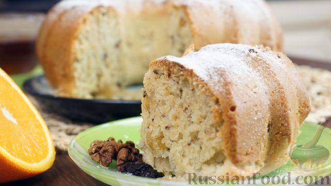 Фото приготовления рецепта: Печенье кантучини с орехами и цукатами - шаг №8