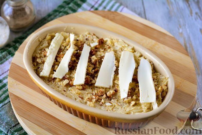 Фото приготовления рецепта: Капуста, тушенная с мясом и рисом (на сковороде) - шаг №6