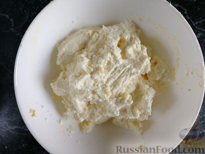 Фото приготовления рецепта: Говядина, тушенная в томатном соусе, с апельсинами - шаг №11