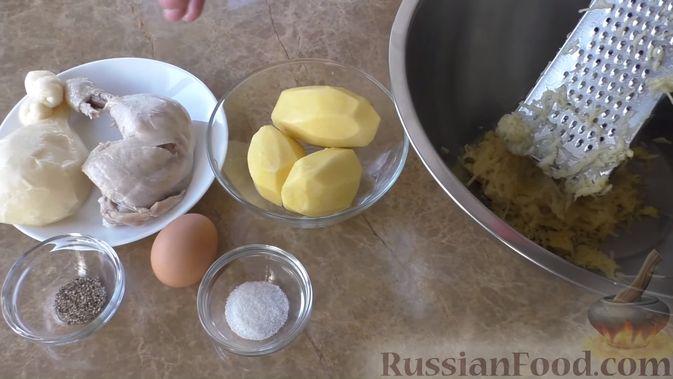 Фото приготовления рецепта: Квашеная капуста, запечённая с мясом (в рукаве) - шаг №4