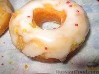 Рецепт Американские пончики