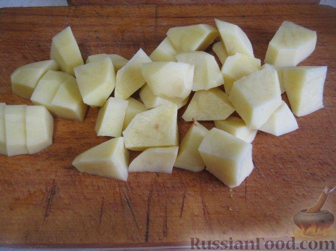Суп с клецками на говяжьем рецепт с фото
