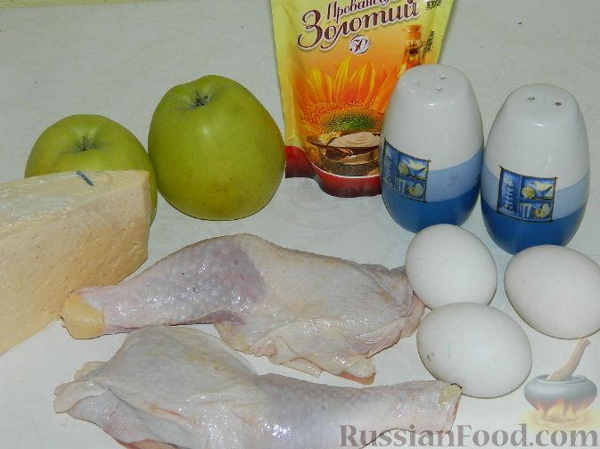 Фото приготовления рецепта: Запеканка из пекинской капусты с сыром - шаг №3
