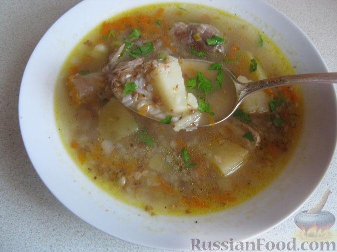 как приготовить картошку с мясом в виде супа