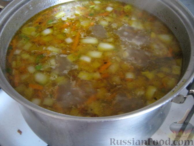 супы рецепты приготовления с гречкой