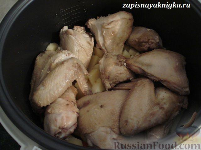 рецепт для мультиварки с картофелем