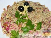 """Фото к рецепту: Салат мясной """"Мой генерал"""""""
