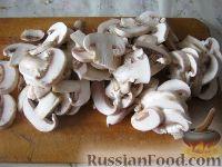 Фото приготовления рецепта: Простой  грибной суп из шампиньонов - шаг №6