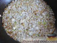 Фото приготовления рецепта: Простой  грибной суп из шампиньонов - шаг №7