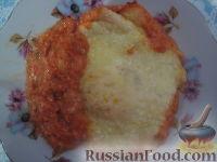 Фото к рецепту: Запеченное яйцо в соусе