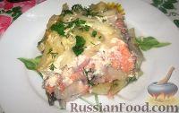 Фото к рецепту: Лосось, запеченный по-фински