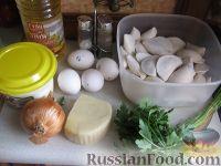 """Фото приготовления рецепта: Запеканка """"Ленивая жена"""" - шаг №1"""
