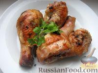 Фото к рецепту: Маринад со сливками для куриного шашлыка