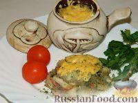 Фото к рецепту: Картофельная запеканка с рыбой