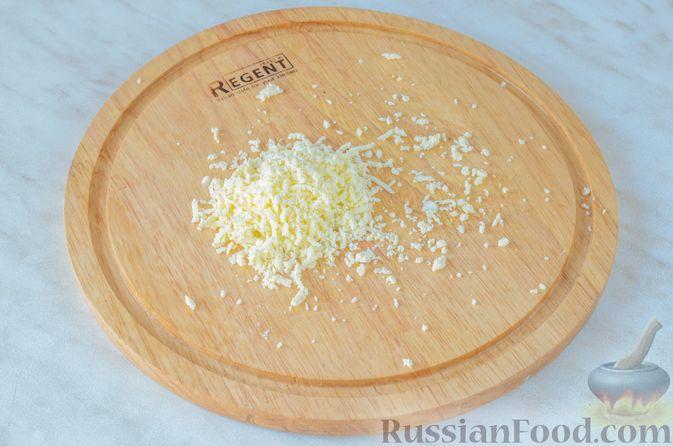 Фото приготовления рецепта: Песочное печенье с орехами - шаг №16