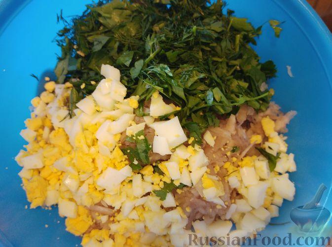 Фото приготовления рецепта: Салат из топинамбура - шаг №6