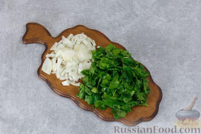 Фото приготовления рецепта: Сдобные булочки на мучной заварке, с вареньем - шаг №5