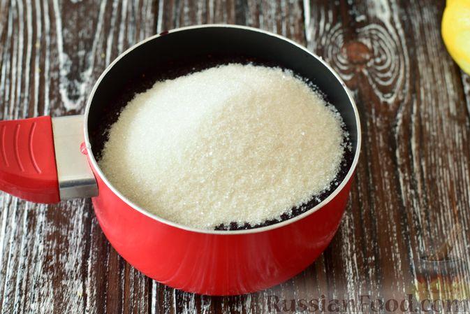 Фото приготовления рецепта: Джем из чёрной шелковицы (на зиму) - шаг №5