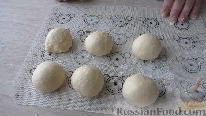 Фото приготовления рецепта: Рагу с курицей, картошкой, тыквой и цветной капустой - шаг №7