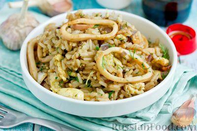 Фото приготовления рецепта: Рулет из скумбрии с овощами, грибами и сыром - шаг №6