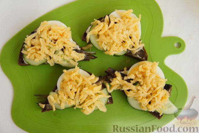 Фото приготовления рецепта: Печенье кантучини с орехами и цукатами - шаг №10