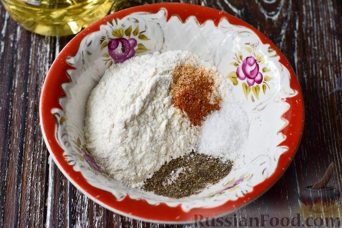 Фото приготовления рецепта: Запечённая цветная капуста в томатно-медовом соусе - шаг №2