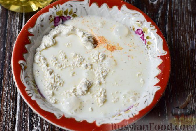 Фото приготовления рецепта: Запечённая цветная капуста в томатно-медовом соусе - шаг №3