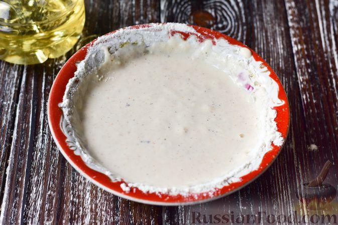 Фото приготовления рецепта: Запечённая цветная капуста в томатно-медовом соусе - шаг №4