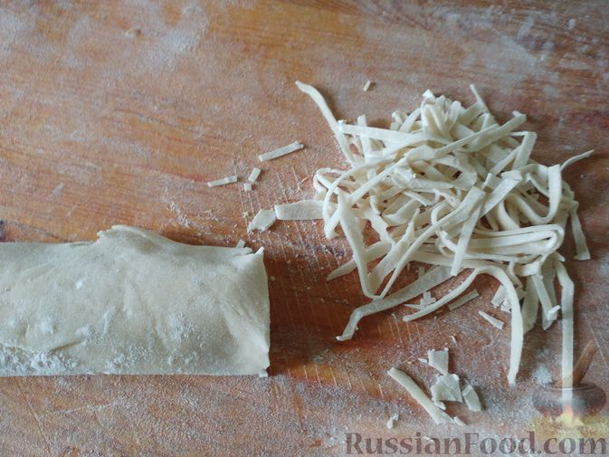 Фото приготовления рецепта: Лагман - шаг №6