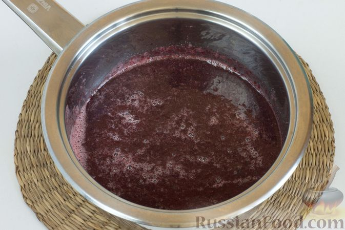 Фото приготовления рецепта: Джем из черешни на зиму - шаг №6