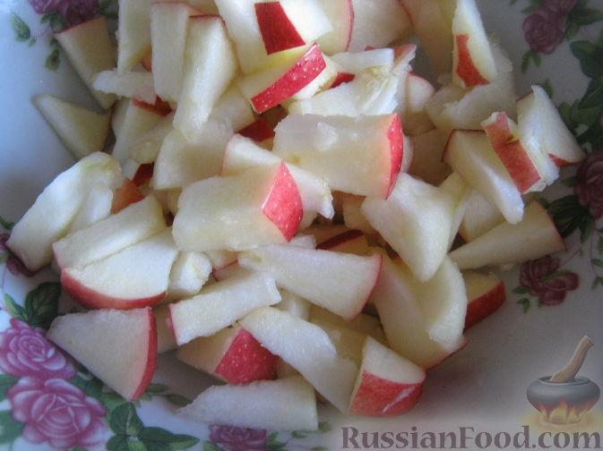 Фото приготовления рецепта: Салат-коктейль из авокадо - шаг №7