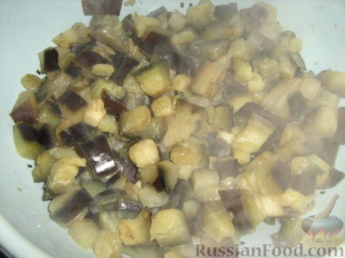 котлеты из баклажанов рецепт пошаговый