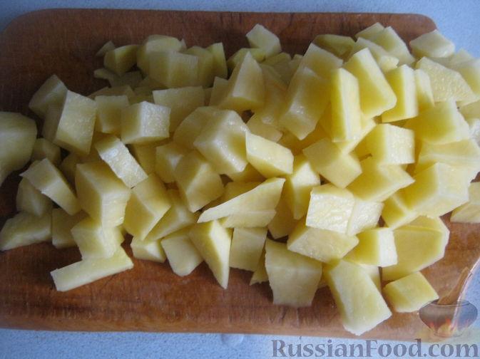 Рецепт гречневой каши с мясом в автоклаве